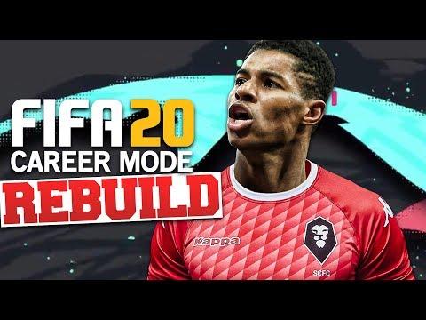 TOP 10 TEAMS THAT NEED REBUILDING IN FIFA 20 CAREER MODE!!!