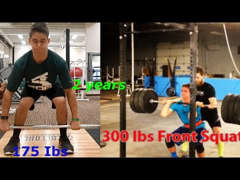 15 Year Old CrossFit Athlete-Fitness Stats