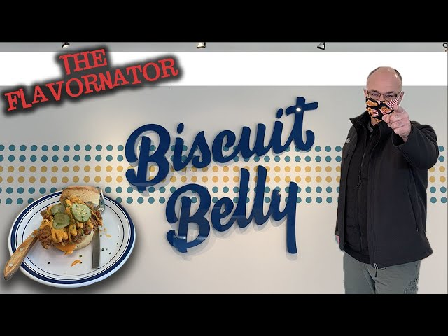 THE FLAVORNATOR VISITS: Biscuit Belly