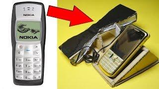 How To Make  Keypad to landline Phone Radiation Free