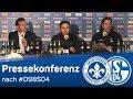 Hasil Pertandingan Darmstadt 98 vs Schalke 04 - Video Gol, Skor Sepak Bola Bundesliga Jerman Darmstadt 98 vs Schalke 04 16 April 2017