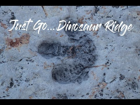 Just Go...Dinosaur Ridge