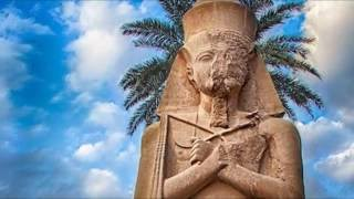 Ancient Egypt Relaxing Meditation Solfeggio Frequency Music 528 Hz