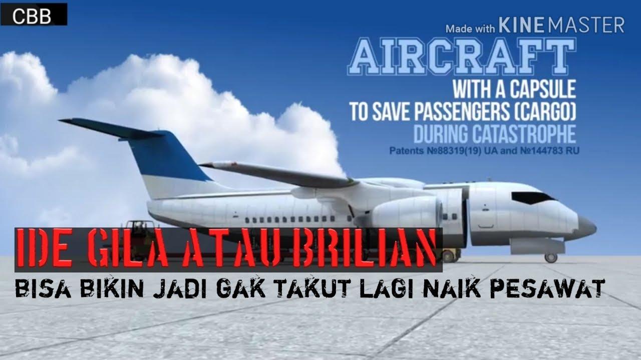 Konsep pesawat di masa depan.. Akankah terwujud???