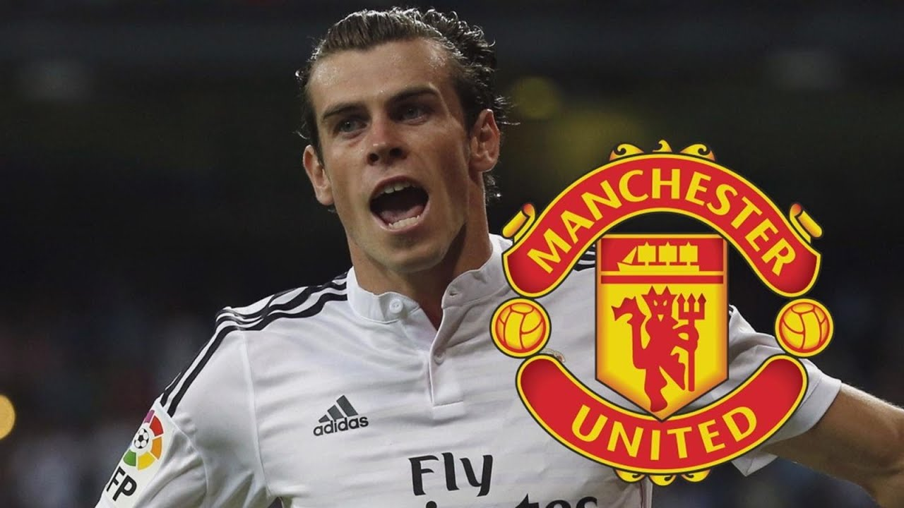 Image result for gareth bale man utd