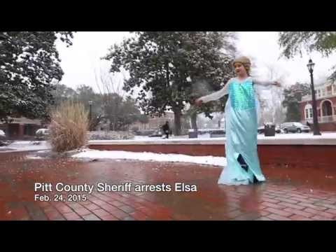 Pitt County Sheriff arrests Elsa