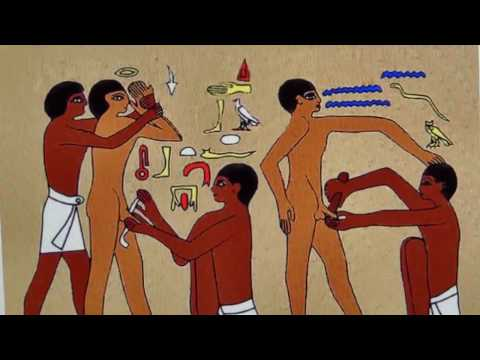 Male Genital Mutilation/Egyptian Satanic Practice