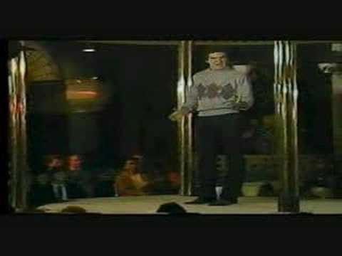 Scrubs Janitor  Neil Flynn  1984 Stand Up Pt. 1