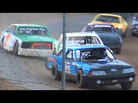 Street Stock-Battle Royal @ Cottage Grove Speedway 2018