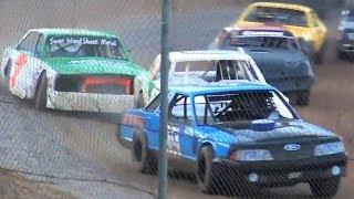 Street Stock-Battle Royal @ Cottage Grove Speedway 2018