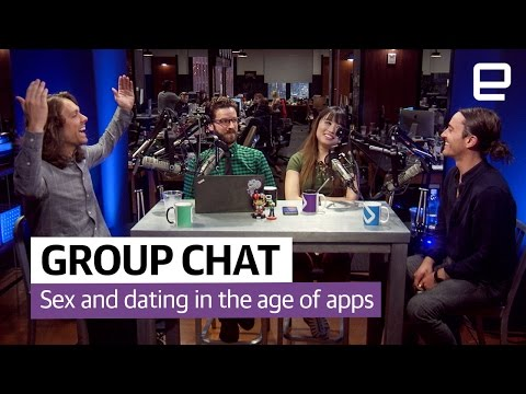 (NSFW) Sex and dating in the age of apps