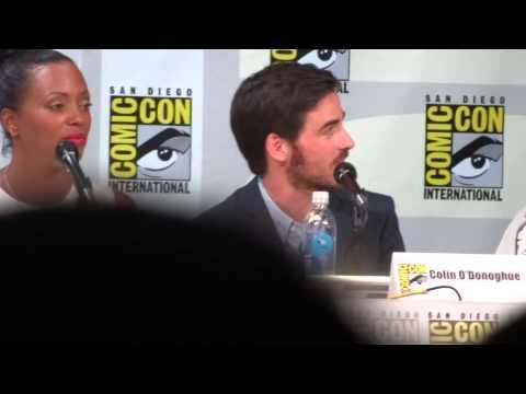 SDCC 2014 TV Guide Fan Favorites Panel Part II
