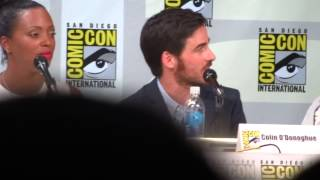 SDCC 2014 TV Guide Fan Favorites Panel Part II