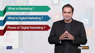 001 - Digital Marketing | What is Digital Marketing | DigiSkills Pakistan