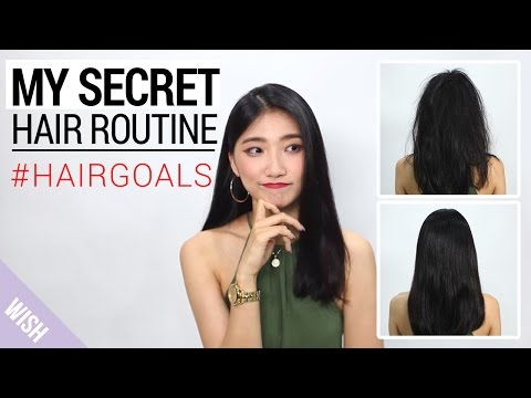 My Secret Hair Care Routine : Proper Way to Shampoo Your Hair