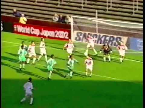 Patience Avre 1995 Women's World Cup goal Nigeria v Canada