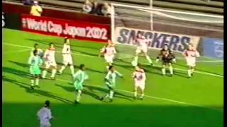 Patience Avre 1995 Women's World Cup goal Nigeria v Canada