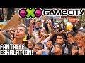 ESKALATION BEIM FANTREFFEN :P GAMECITY 2017 VLOG! | Luigikid German