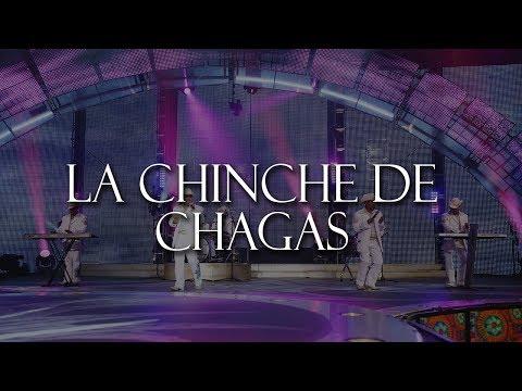 El Trono de México - La Chinche de Chagas - Ralston Arena NE. (En Vivo) Parte 2