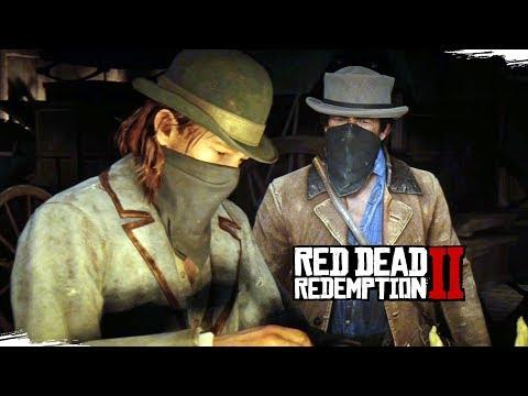 RED DEAD REDEMPTION 2 #24 - Luz na Escuridão! (Gameplay em Português PT-BR)