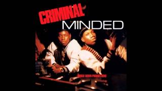 04 - Word From Our Sponsor ( Instrumental ) Criminal Minded - Boogie Down Productions ( 1987 )