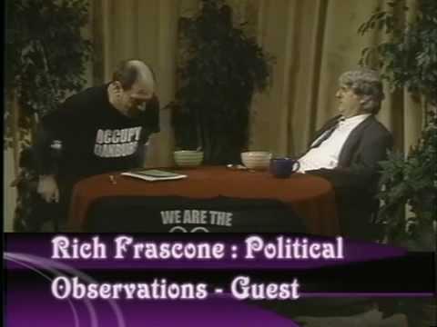 Progressive Soup. 2012-12-21. Occupy Danbury - Goals of the Occupy Movement.