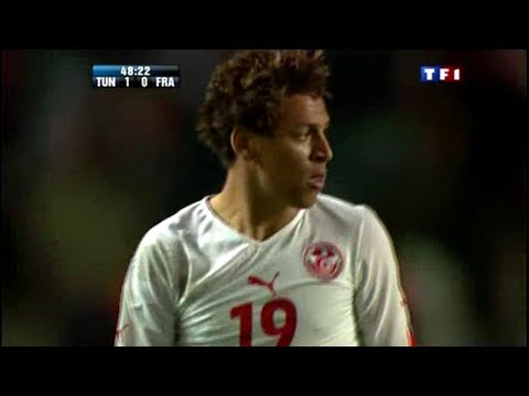 Match Complet Tunisie vs France (1-1) 30-05-2010