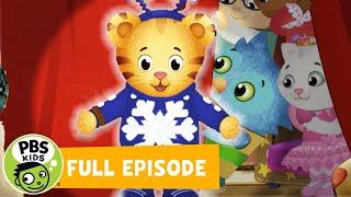 Daniel Tiger's Neighborhood FULL EPISODE   Snowflake Day   PBS KIDS