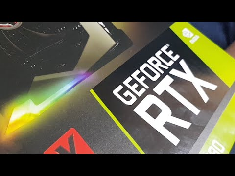 RTX 2080 TI UNBOXING FIRST ON KERALA