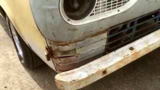 66 econoline v8 pickup for sale