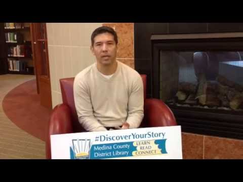 MCDL Discover Your Story - Michael Munoz - Coordinator, Veterans Services and Programs