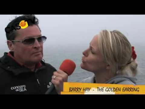 CAS TV 2009: Interview met Barry Hay, Golden Earring