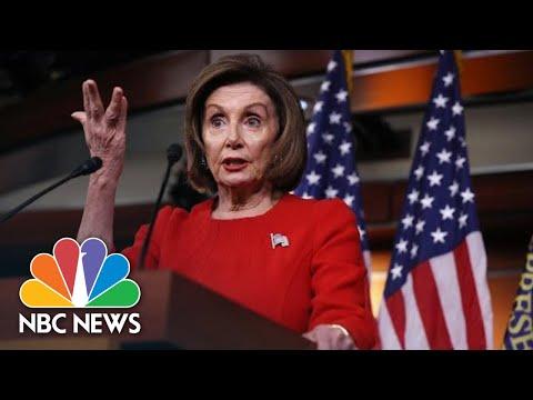 Nancy Pelosi: Impeachment