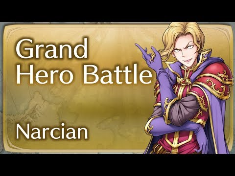 Fire Emblem Heroes: Infernal Grand Hero Battle -