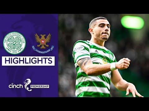 Celtic St. Johnstone Goals And Highlights