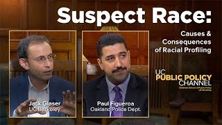 Suspect Race: Causes & Consequences of Racial Profiling