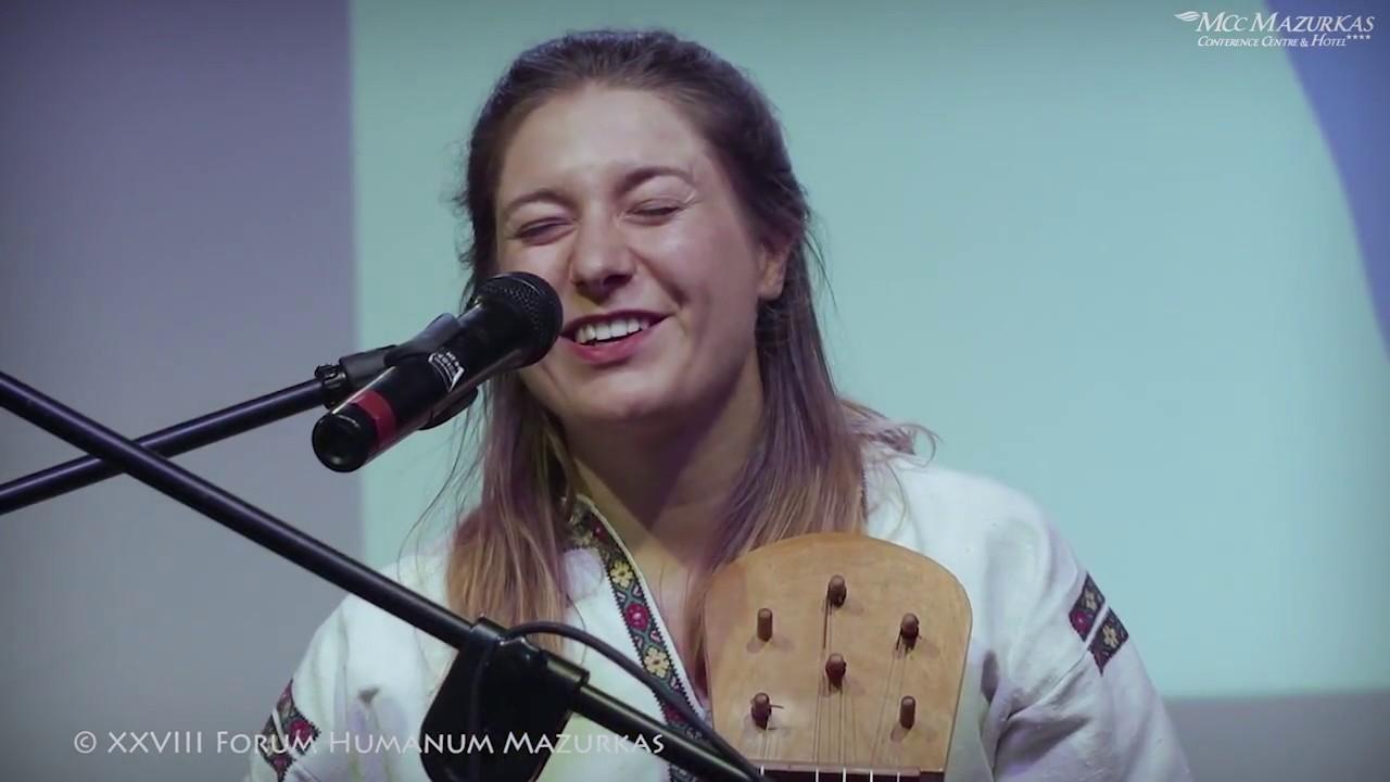 XXVIII FHMazurkas - Scena Talentow-Karolina Matuszkiewicz-melodia biłgorajska i safardyjska