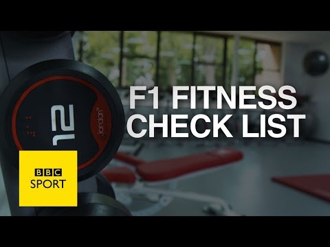 Formula 1: How fit does a driver need to be? - BBC Sport