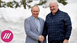 «Решается судьба Союзного Государства» Что Лукашенко готов отдать Путину в обмен на поддержку России
