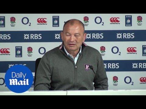 England 19-16 France: Eddie Jones on England's 'awful' performance - Daily Mail