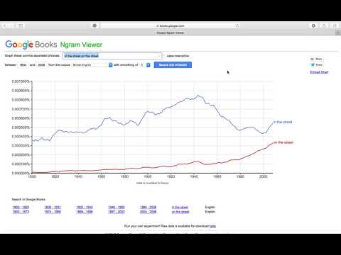 Affordances of Google Book Ngram Viewer in Language Teaching and Learning