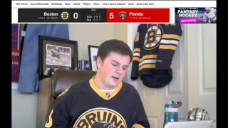 Bruins vs Panthers - Live Stream - come talk hockey with me