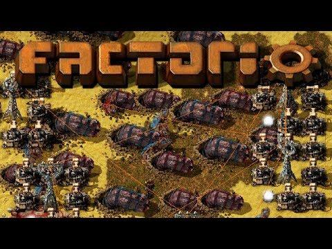 Factorio Gameplay German - Jetzt greift KeysJore die Aliens an!