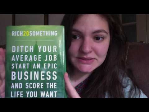 Book Review: Ditch Your Average Job Start and Epic Business and Score the Life You Want.