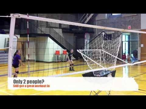 Volleyball Coaching Equipment: Precision Passer