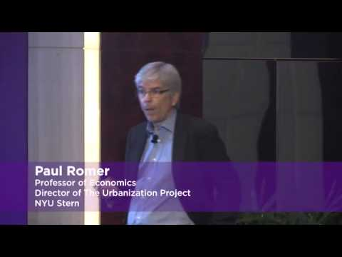 Urbanization as Opportunity: China Case Study