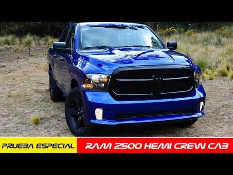 RAM 2500 Sport Crew Cab a prueba - CarManía