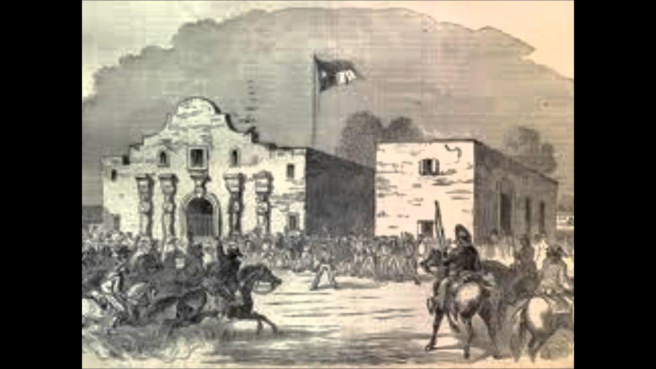 Le Si 232 Ge Du Fort Alamo Youtube