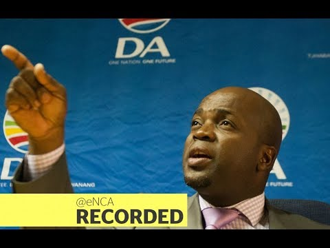 Tshwane mayor Solly Msimanga faces motion of no confidence