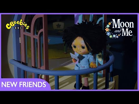 CBeebies | Moon and Me | Letter To The Moon
